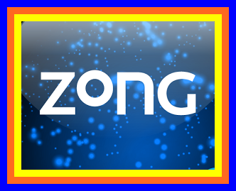 Zong Internet Packages 2019 4G LTE, 2G & Super 3G
