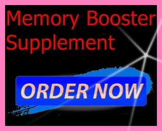 Top Ten Memory Booster Tips, Treatment & Brain Supplements