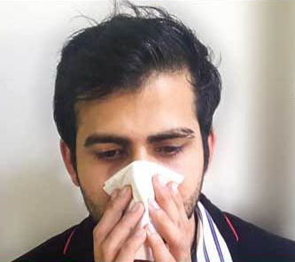 Chronic Cold & Flu (Influenza) Symptoms, Precautions, Treatment (Urdu-English)
