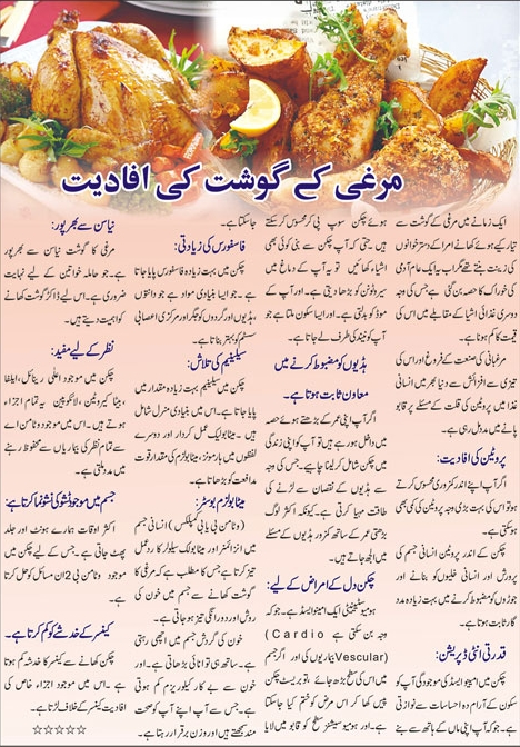 What Are The Key Benefits of Broiler Chicken? (Urdu-English)