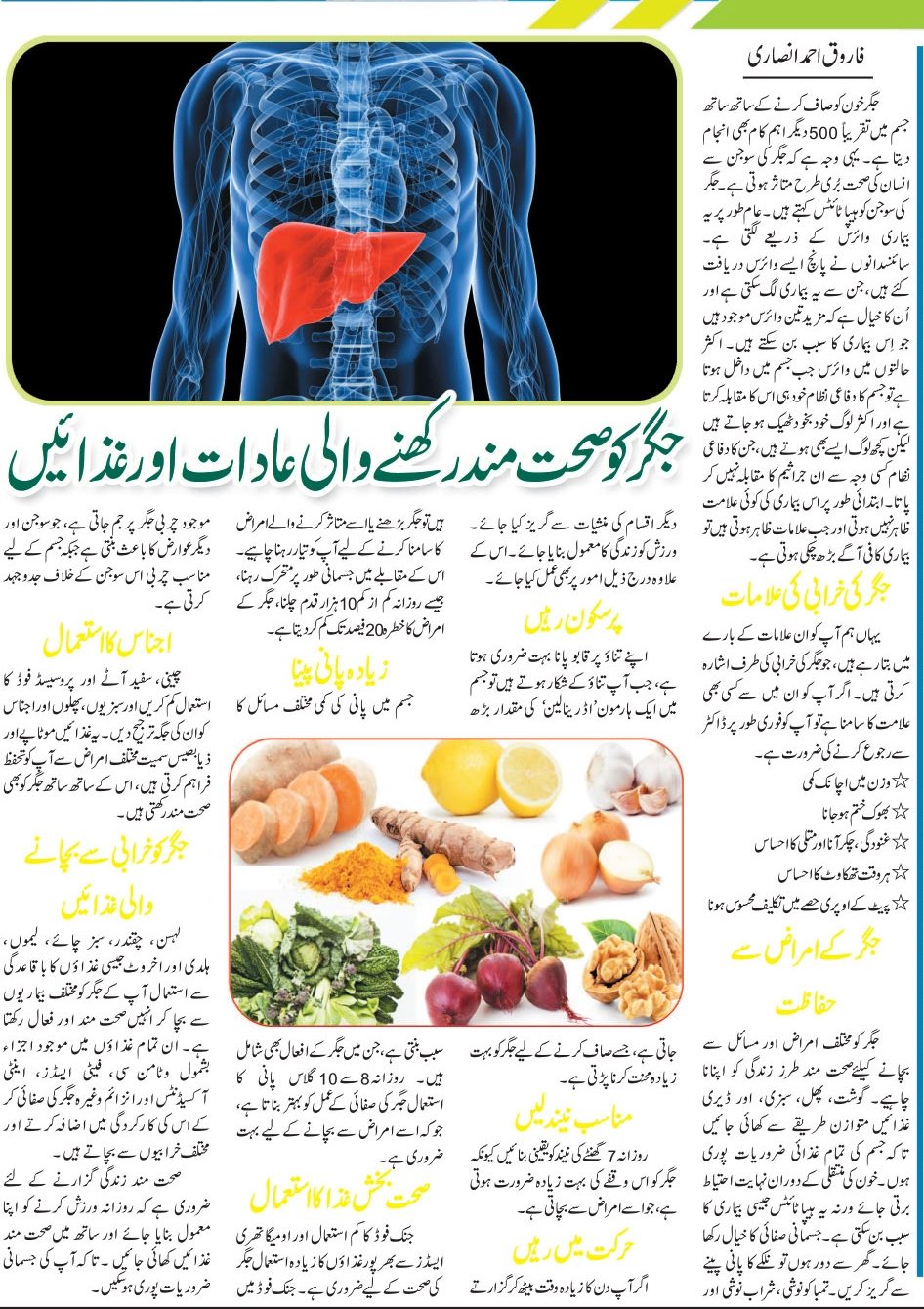 How to Avoid Hepatitis? Healthy Liver Tips in Urdu & English