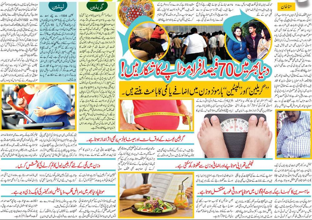Unusual Weight Loss Tips-New Research (Urdu-English)